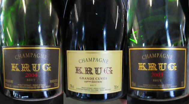 3 premiers champagnes