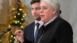 Québec solidaire tient son 14e conseil national à