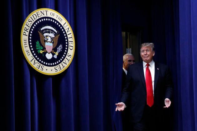 Un GoFundMe pour le mur de Trump, un autre pour financer «des