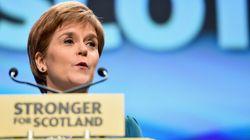 Nouvelle campagne en faveur de l'indépendance de l'Écosse cet