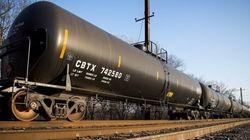 Le transport du pétrole par train à l'ordre du