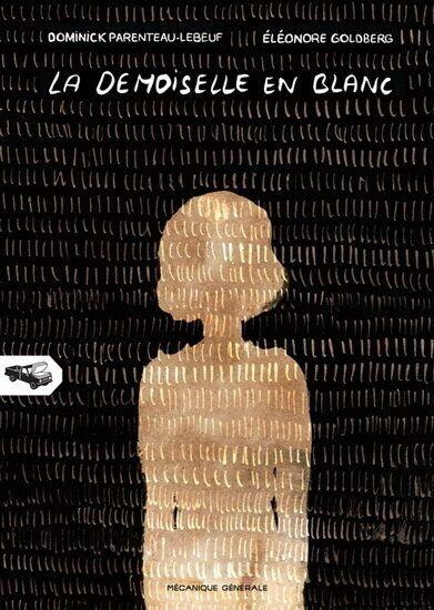 «La demoiselle en blanc»: de l'ombre à la