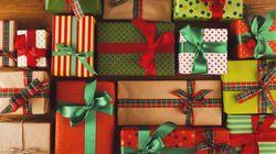 Le papier d'emballage cadeau va-t-il au