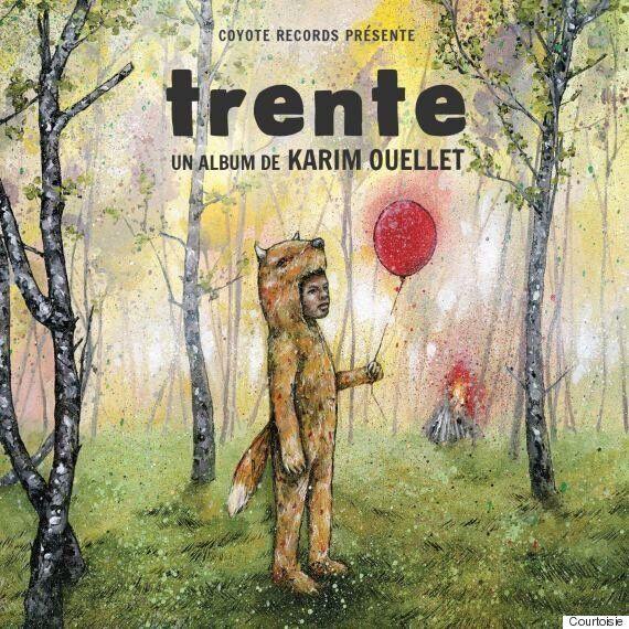 L'album «Trente» de Karim Ouellet: l'enfance du