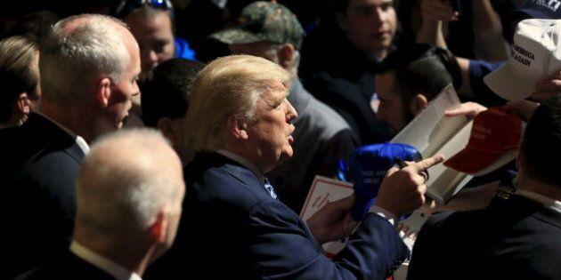 Donald Trump annule un rassemblement à Chicago pour des raisons de «sécurité»