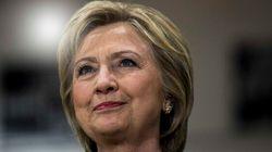 Hillary Clinton «grande» admiratrice