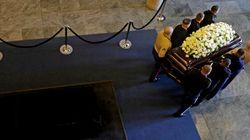 L'Amérique fait ses derniers adieux à Nancy