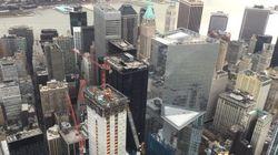 Le mémorial et l'observatoire, deux façons d'appréhender le 11 septembre à New