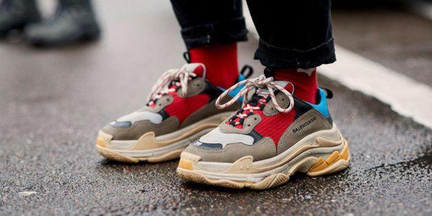 b4b026650 Pourquoi les «dad shoes» sont les chaussures de l'année 2018 ...