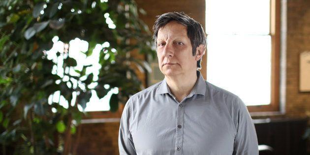 Le metteur en scène Robert Lepage.