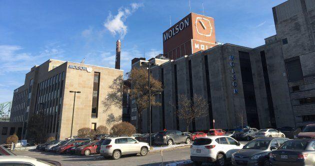 Les installations montréalaises de Molson forment la plus ancienne brasserie du Canada. Elles seront fermées en 2021.