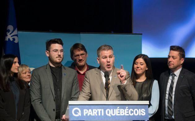 Le PQ n'a fait élire que 10 députés le 1er octobre