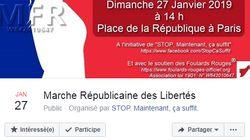 Une marche de soutien à Macron prévue à Paris le 27