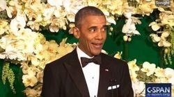 Obama fait un clin d'oeil au