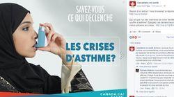 Cette publication de Santé Canada sème la controverse