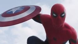 Les yeux de Spider-Man bougent dans le trailer de «Captain America: Civil War»
