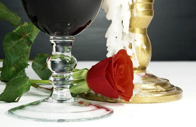 Rose Vin et romance