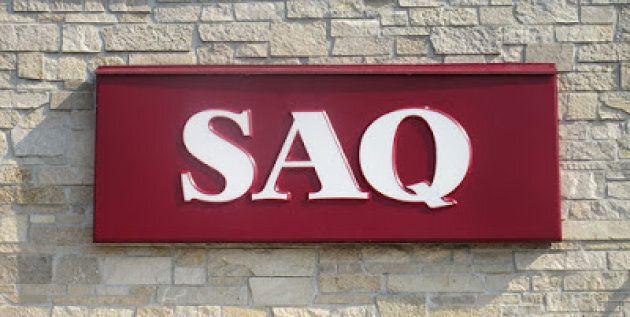 Enseigne SAQ