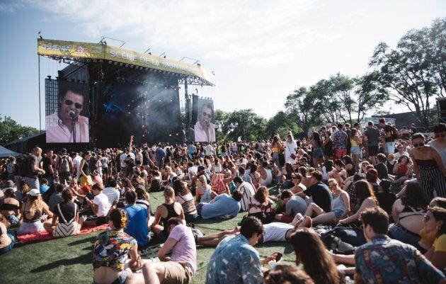 Le festival Osheaga figure parmi les événements les plus bruyants au parc Jean-Drapeau