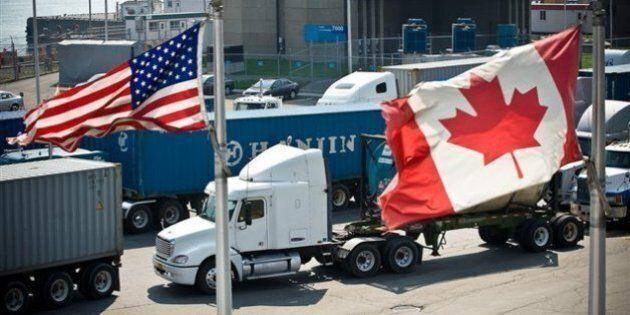 Le commerce avec les États-Unis : une relation