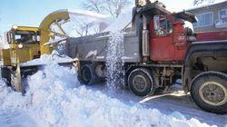 Neige: Montréal décrète un chargement pour 5