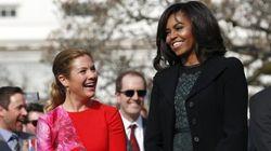 Sophie Grégoire et Michelle Obama unies pour l'éducation des jeunes