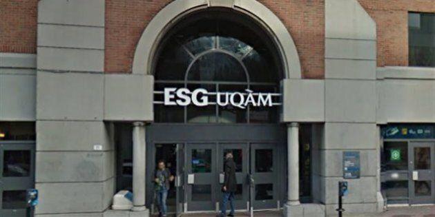 UQAM : l'École des sciences de la gestion suspend sa menace de