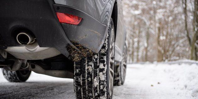 Les pneus d'hiver obligatoires dès