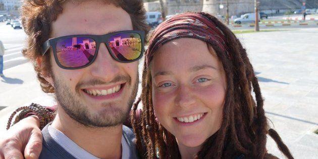 Édith Blais et son ami Luca Tacchetto n'ont pas donné de nouvelles à leurs proches depuis trois