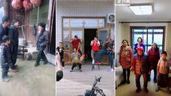 Ces charmantes vidéos de familles chinoises sont devenues