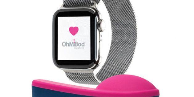 Le vibrateur OhMiBod pourra être activé à distance avec l'Apple
