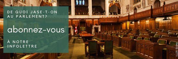 Sénat: Justin Trudeau veut empêcher le renversement de la