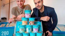 Les fabricants de crème glacée faible en calories envahissent le