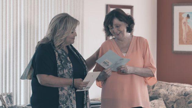 Une scène de la série documentaire «Où es-tu?»