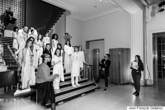 Les coulisses du défilé BIJOUX=ART au Musée des beaux-arts de Montréal