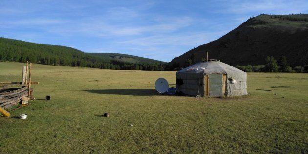 J'ai eu la chance de rester dans une famille nomade en Mongolie pendant quelques jours. Apprendre sur l'élevage du bétail et la façon de prendre soin des animaux a été toute une expérience.