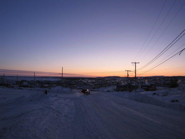 Dans le Grand Nord québécois, on ne choisit pas vraiment sa