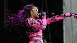 Azealia Banks quitte le monde «répugnant» des réseaux
