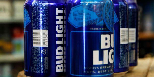 La Bud Light affichera ses valeurs nutritives dès