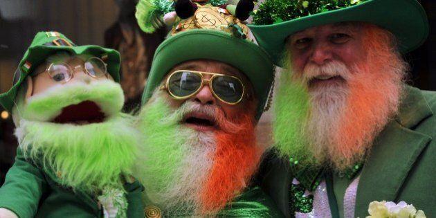 Défilé de la Saint-Patrick: demande d'aide au financement lancée au