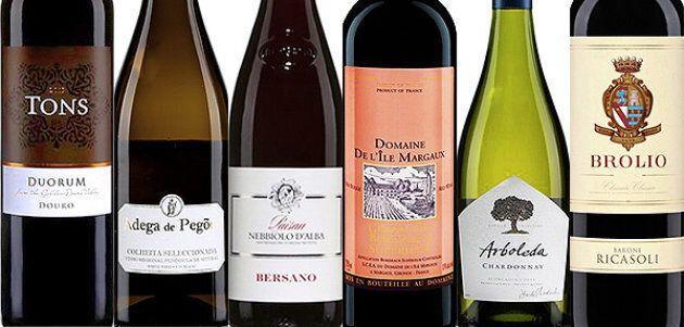6 vins de la semaine