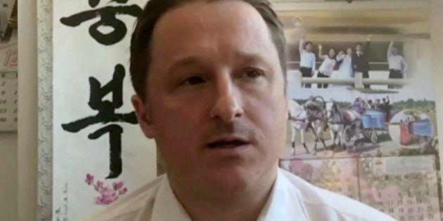 Michael Spavor, en
