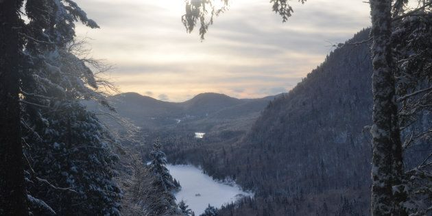 Parc national de la Jacques-Cartier au