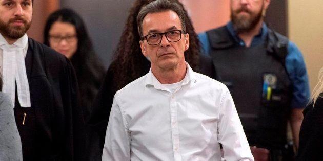 Michel Cadotte est accusé du meurtre au deuxième degré de Jocelyne