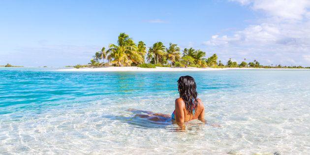 Qui ne rêve pas d'une plage exotique à ce temps-ci de