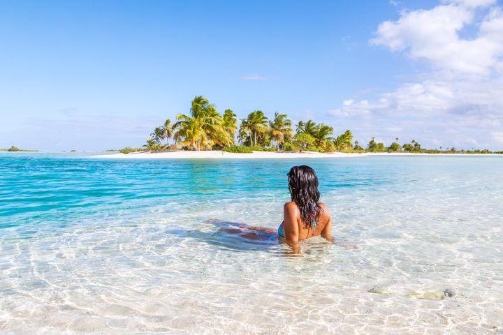 Qui ne rêve pas d'une plage exotique à ce temps-ci de l'année?