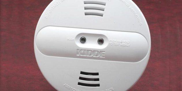 Un exemple de détecteur de monoxyde de