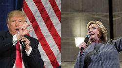 Trump et Clinton écrasent leurs rivaux pour la