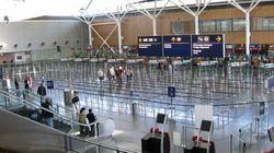 Nombreux vols annulés à l'aéroport de