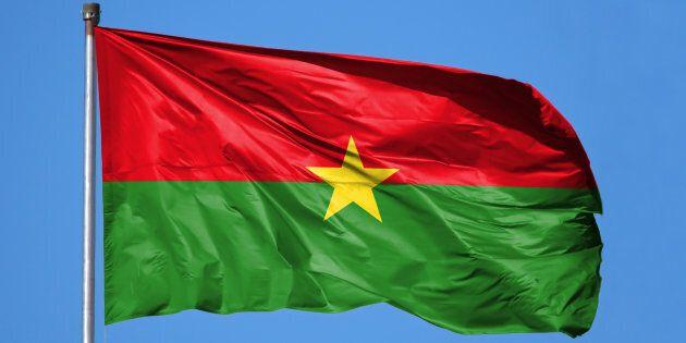 Drapeau du Burkina